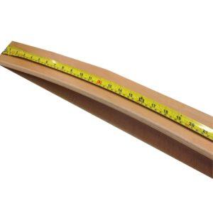 Измерение длины ламели