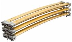 Рейки для кровати малые, 38*8 мм (березовый шпон)