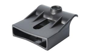 Латодержатель на трубу 35 мм, для французской раскладушки