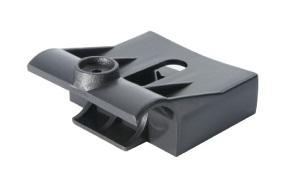 Латодержатель на трубу 25 мм, для французской раскладушки