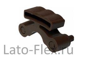 Латодержатель подвесной для ламели шириной 50-53 мм